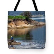 Relaxed Fisherman Tote Bag by Robert Bales