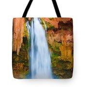 Relaxing Falls Tote Bag