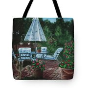 Relaxing Place Tote Bag