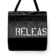 Release Two Tote Bag