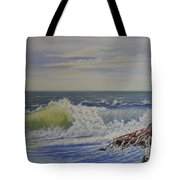Relentless Harmony Tote Bag