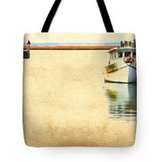 Relentless On The Water Tote Bag
