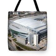Reliant Stadium In Houston Tote Bag