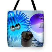 Stress Relief Balls 2 Tote Bag