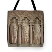 Religious Relief Tote Bag