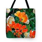 Rembrant's Garden Tote Bag