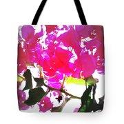 Remember My Big And Beautiful Bouganvillea Tote Bag