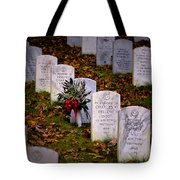 Remember Our Dead Tote Bag