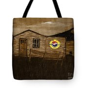 Remember When - Old Pepsi Sign Tote Bag