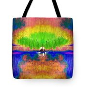 Rememberances Of The Perfect Day Tote Bag