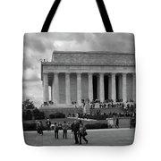 Remembering Abe  Tote Bag