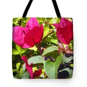 Remembering Magenta Tote Bag
