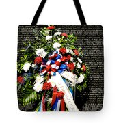 Remembering Old Friends Tote Bag