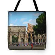 Remembering The Mighty Caesar Tote Bag