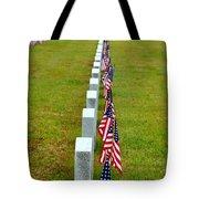 Remembering Veteran's Day Tote Bag