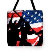 Remembering World War II Tote Bag by Bob Orsillo