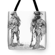 Remington Frontiersmen Tote Bag