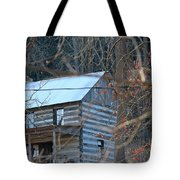 Reminiscent Of Another Time Tote Bag