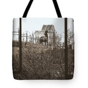 Reminiscent Of Earlier Travel Tote Bag
