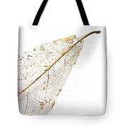 Remnant Leaf Tote Bag