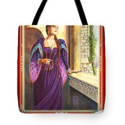 Renaissance Christmas Tote Bag
