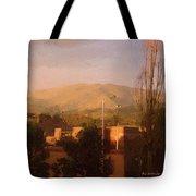 Renaissance Santa Fe Tote Bag