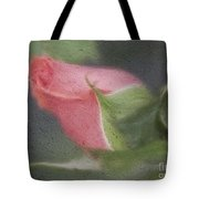 Rendition Of A Rose Tote Bag
