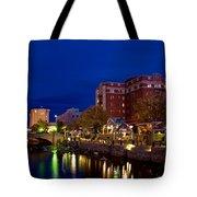 Reno At Twilight Tote Bag