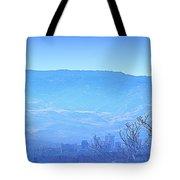 Reno Blues Tote Bag