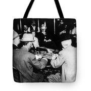 Reno Gambling, 1910 Tote Bag