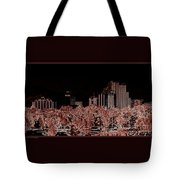Reno Night Life Tote Bag