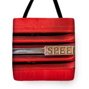 Reo Speedwagon Grill Tote Bag