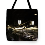 Repair Shop Tote Bag