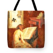 Repentance Tote Bag