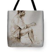 Repose Tote Bag by Derrick Higgins
