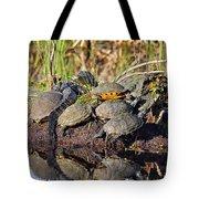 Reptile Refuge Tote Bag