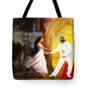 Rescued From Darkness Tote Bag