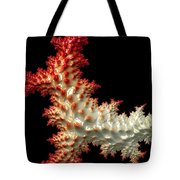Resembling Coral  Tote Bag by Heidi Smith