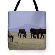 Reservation Horses 4 Tote Bag