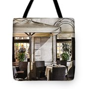 Reservations Only Venice Italy Tote Bag