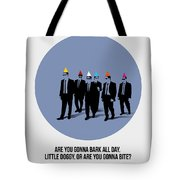 Reservoir Dogs Poster  Tote Bag