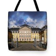 Residence Castle Arolsen Tote Bag