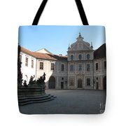 Residence Munich Tote Bag