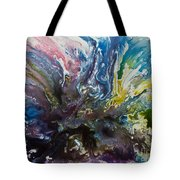Resolution Tote Bag