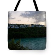 Resort By The Sea Tote Bag