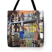 Resort Cantina Bar Wine-liquor-beer Tote Bag