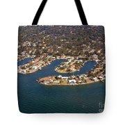 Resort City Tote Bag