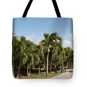 Resort Pathway Tote Bag
