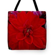 Resoundingly Red Tote Bag