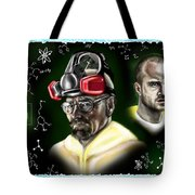 Respect The Chemistry Tote Bag